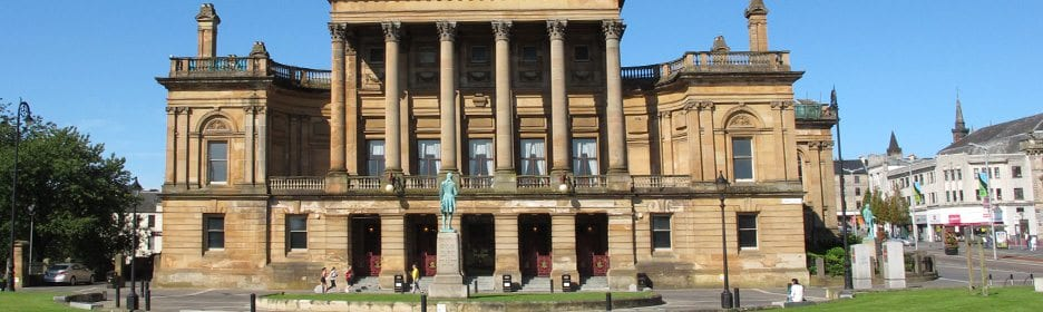Paisley Visitor Attractions